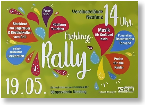 Neufang FruehlingsRally
